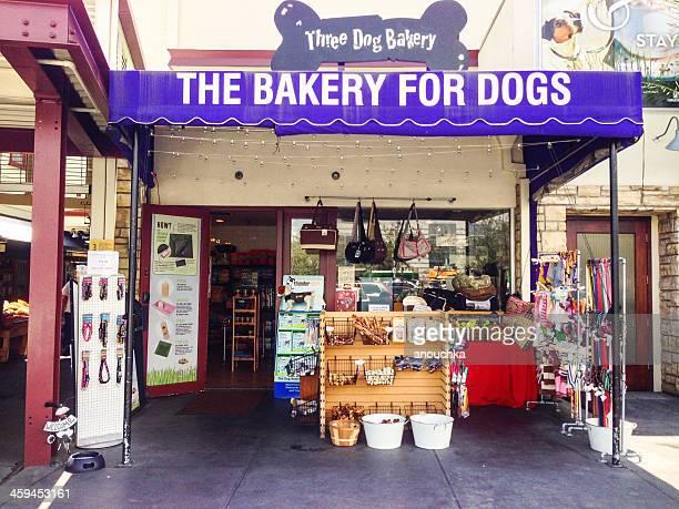 Na Padaria para cães, Los Angeles