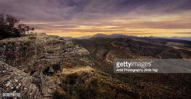 The Balconies (The Jaws of Death), Grampians National Park, Victoria, Australia