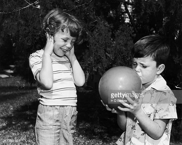 The Balloon Blower