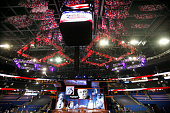 The balloons are ready the stage is set and the festivities are soon to be underway at the Tampa Bay Times Forum site of the the Republican National...