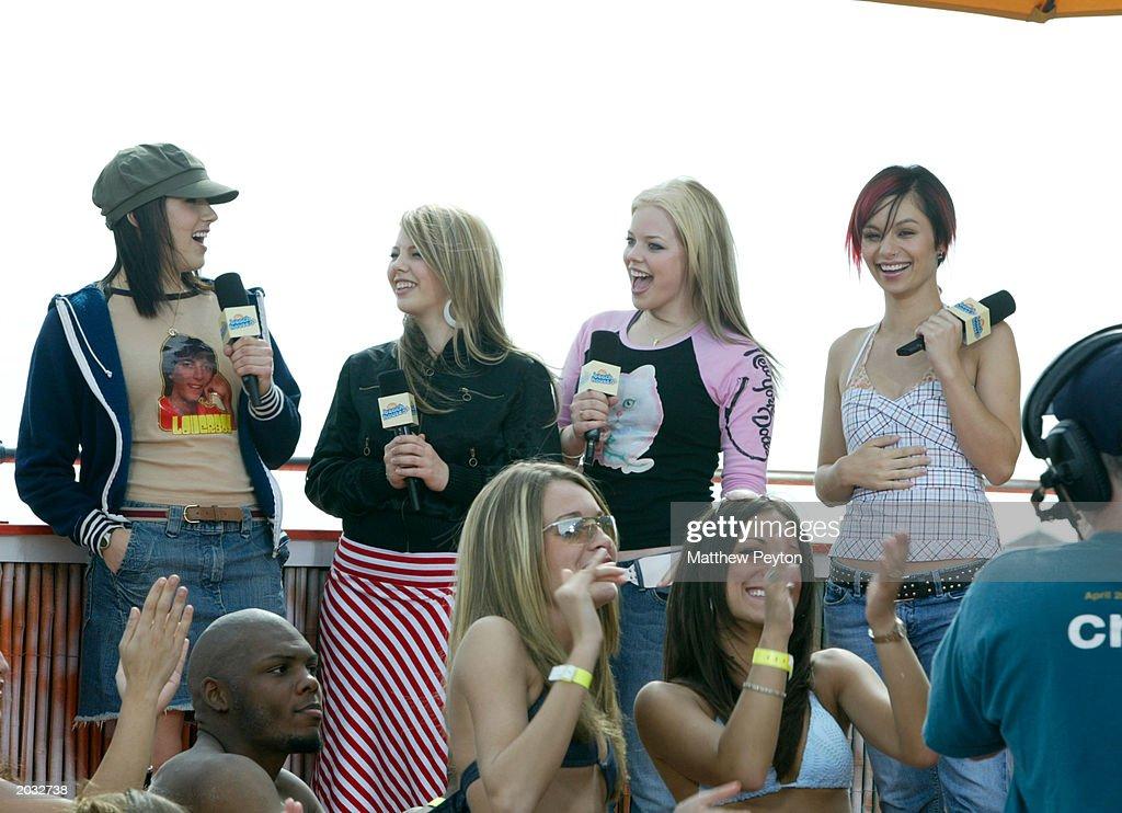Mtv beach house spankin new summer music week with mya for House music 2003
