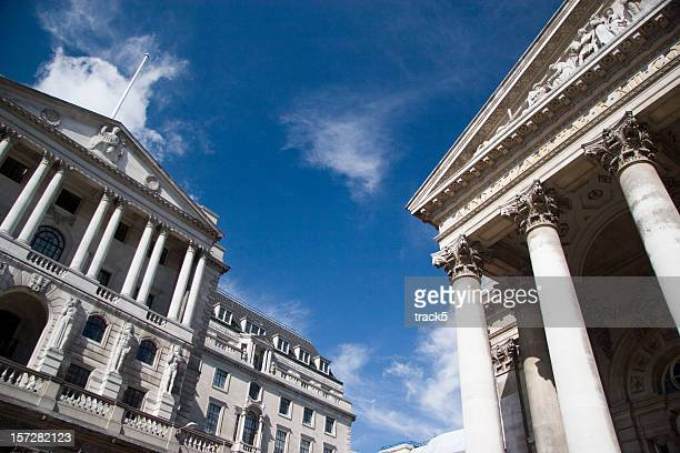 The Bank of England and the old London Stock Exchange