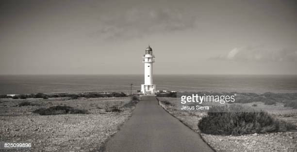 The Barbaria lighthouse