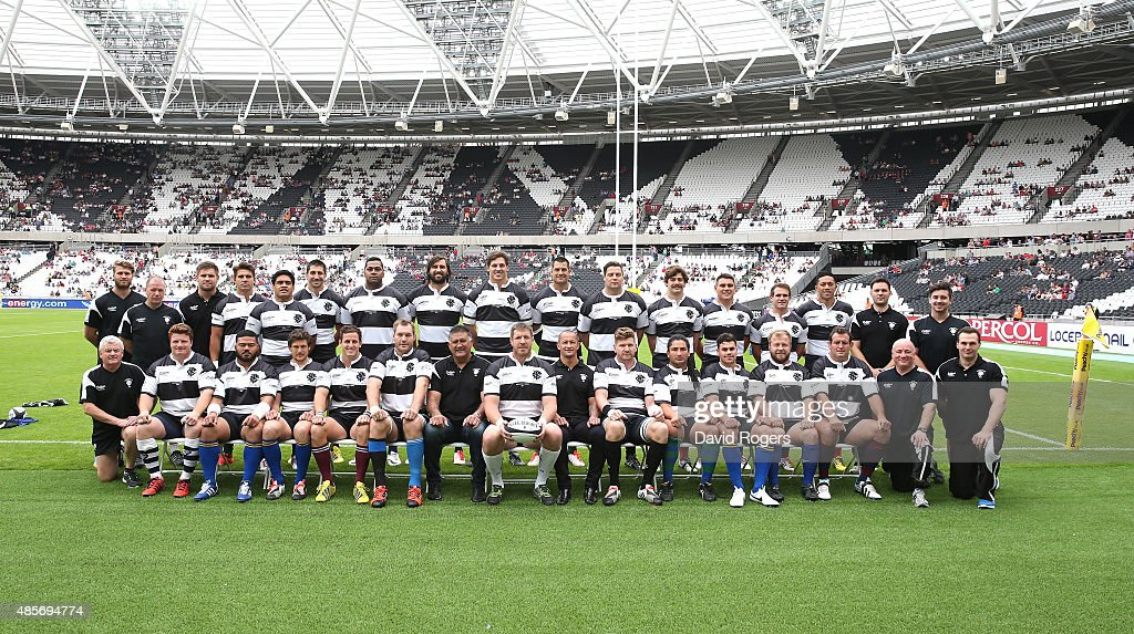 Barbarians v Samoa | Getty Images