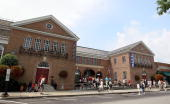 The Baseball Hall Of Fame and Museum is seen during induction weekend on July 24 2010 in Cooperstown New York