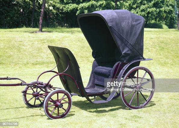 pony bath chair owned by queen victoria 1893 pictures. Black Bedroom Furniture Sets. Home Design Ideas