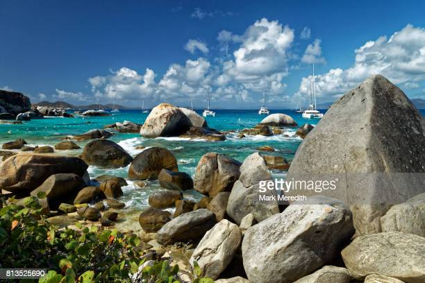 The Baths National Park, Virgin Gorda, British Virgin Islands