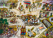 The Battle of Karbala Found in the collection of The David Collection