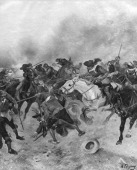 The Battle of Marston Moor 1644 The North lost to the king The Parliamentarians under Thomas Fairfax defeated the Royalists at this battle in...