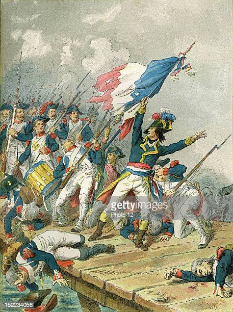 The battle of the Bridge of Arcole took place between 15th and 16th November 1796 Against 19 000 men of the French army under the order of Napoleon...