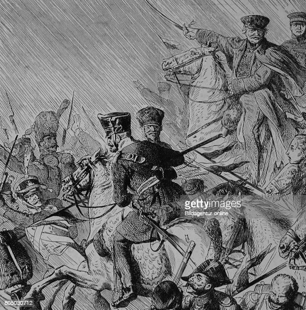 The Battle of the Katzbach on 26 August 1813 was an engagement of the Napoleonic Wars field marshal Gebhard Leberecht von Bluecher historical...