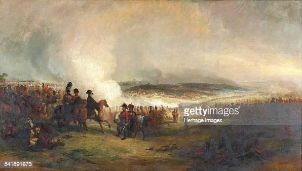 The battle of Waterloo' 18131869 Artist George Jones