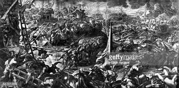 1202 The Battle of Zara in which the town was taken by a Crusader army allied with Venetian troops Zara was of strategic importance for its location...