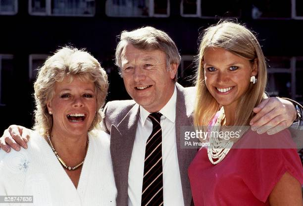 The BBC's travel man John Carter has joined its main rival Thames TV's Wish You Were Here team with Judith Chalmers and Anneka Rice