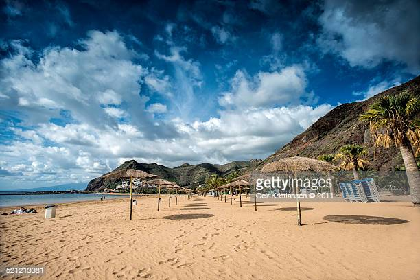 The Beach in San Andres - Tenerife