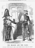'The Beadle and The Dane' 1864 Lord John Russell says Better take it Half a Loaf's better than no Bread you know In an effort to resolve the...