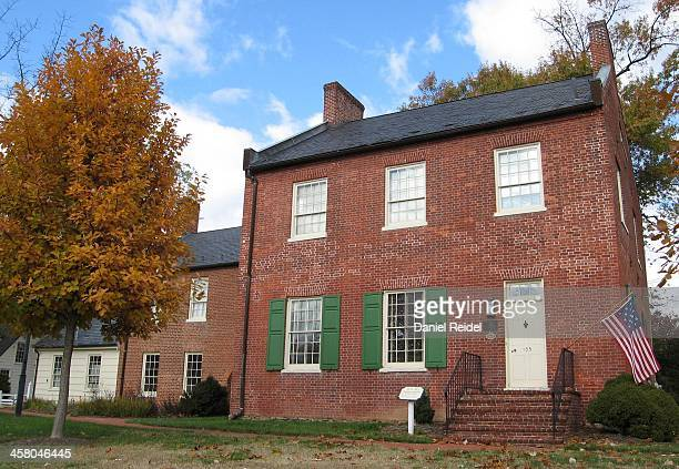 CONTENT] The BeallDawson Historic House Museum part of the BeallDawson Historic Park in Rockville Maryland