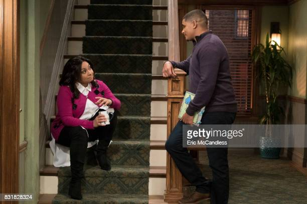 S HOME 'The Bearer of Dad News When Raven has a vision of Booker and Nia being upset over their dad's move she goes overboard trying to do all of the...