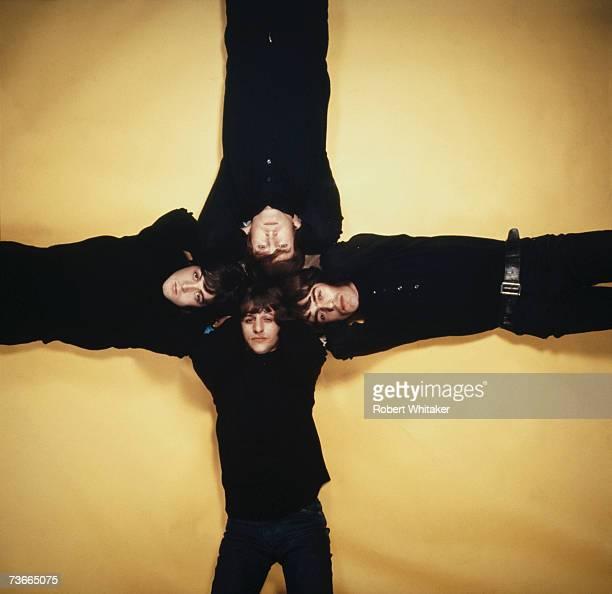 The Beatles John Lennon George Harrison Ringo Starr and Paul McCartney December 1965