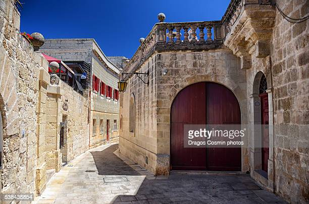 The beautiful architecture of Mdina, Malta - Old Capital and the Silent City of Malta - Medieval Town