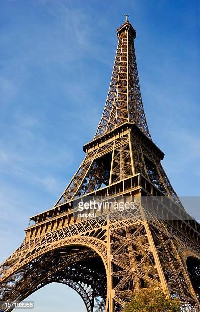 The Beautiful Eiffel Tower in Paris