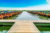The beautiful scenery of Hangzhou, West Lake