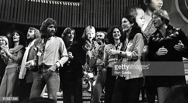 ABBA the Bee Gees Gilda Radner Rita Coolidge and John Denver