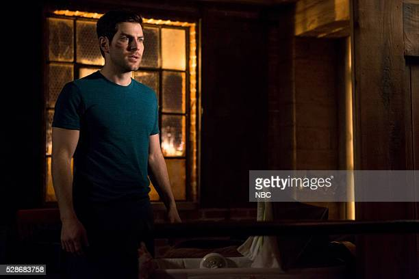 GRIMM 'The Beginning of the End' Episode 522 Pictured David Giuntoli as Nick Burkhardt