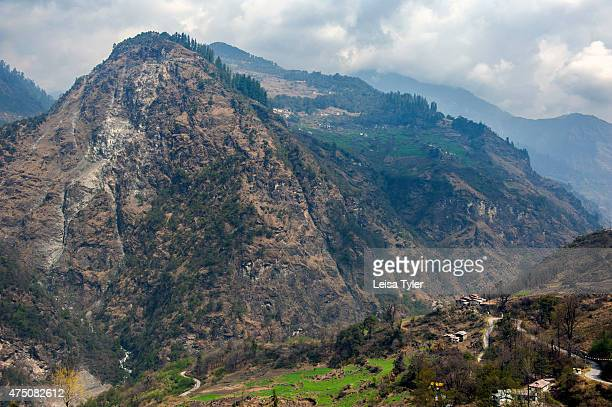 The beginning of the Tawang Valley a former Tibetan Kingdom that was signed over to British run India by way of the Simla Accord in 1914 It is now a...