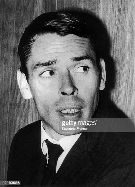 The Belgian singer Jacques BREL on May 6 1966