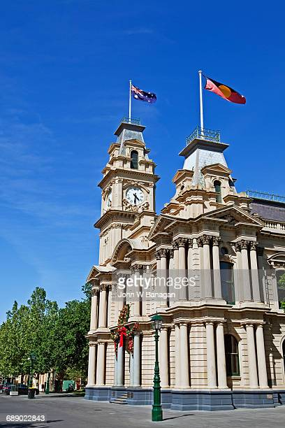 The Bendigo Town Hall
