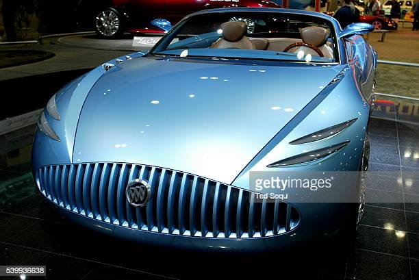 The Bengal a Buick concept car is a convertible in the roadster tradition with a high performance SC 3400 hydramatic powertrain and V6 6speed...