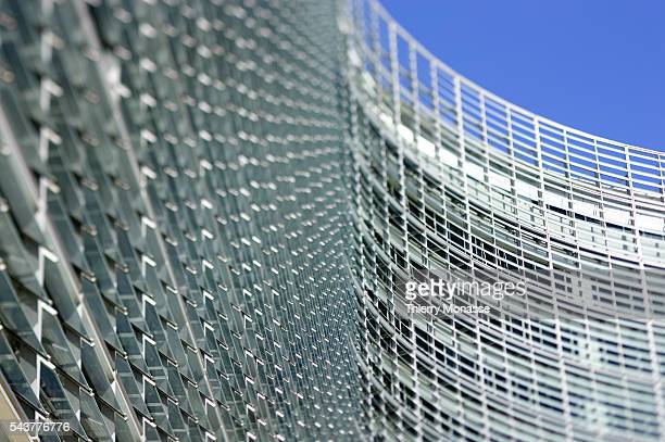 The Berlaymont building houses the new European Commission headquarters in Brussels Portuguese EU Chairman Jose Manuel Durao Barroso has decided all...