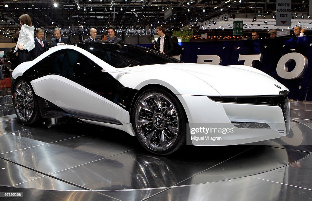 The Bertone Pandon concept car is pictured during the second press day at the 80th Geneva International Motor Show on March 3, 2010 in Geneva, Switzerland.The show features World and European premieres of cars, and will be open to the public from March 4th to the 14th.