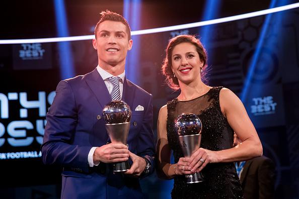 The Best FIFA Football Awards : News Photo