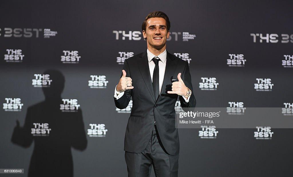 The Best FIFA Football Awards