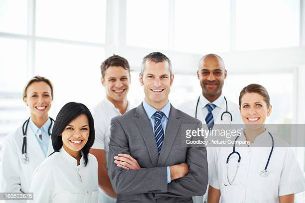 The best in healthcare