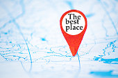the best place map
