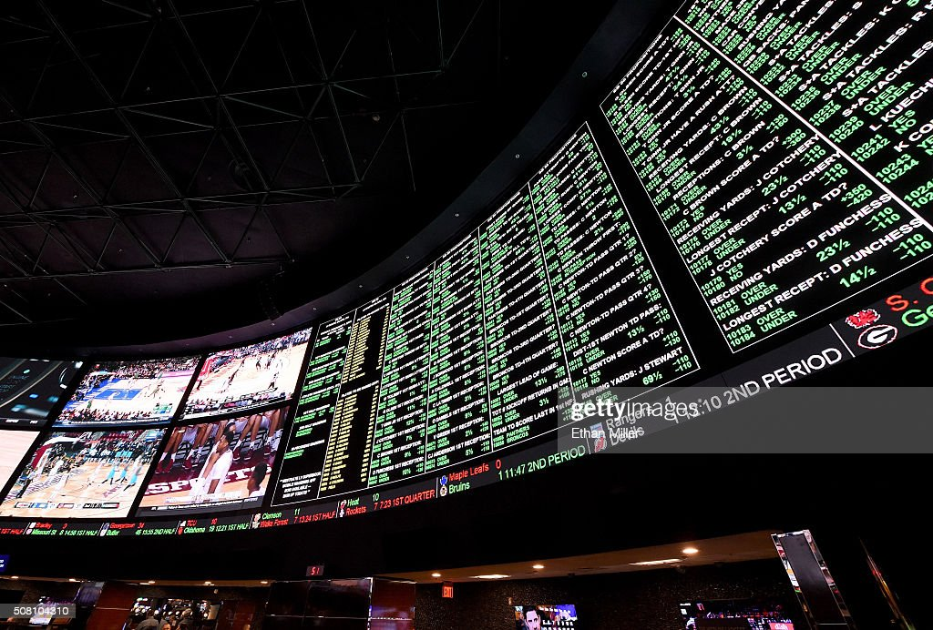 las vegas casino odds super bowl