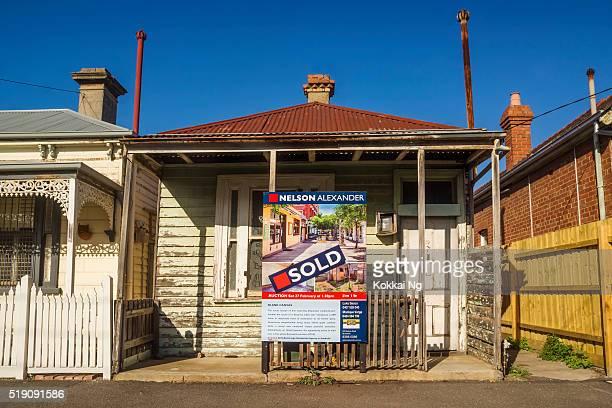 Le «Beyoncé House, Brunswick, à Melbourne
