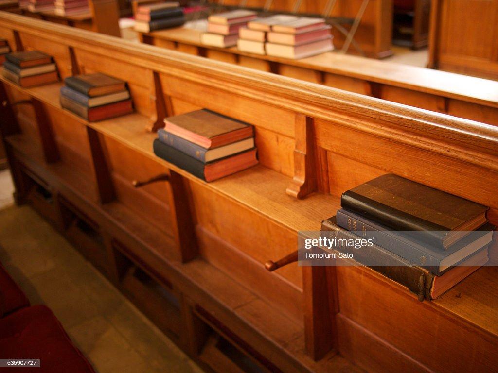 The Bibles : Foto de stock