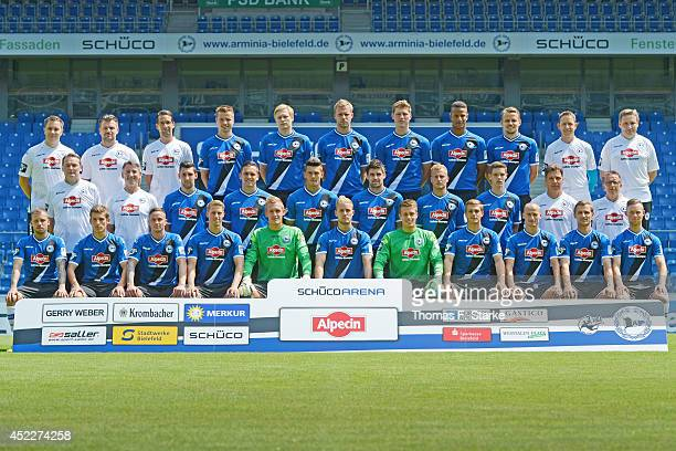 The Bielefeld team team doctor Andreas Elsner physiotherapist Michael Schweika physiotherapist Sven Bockermann Julian Boerner Manuel Hornig Daniel...