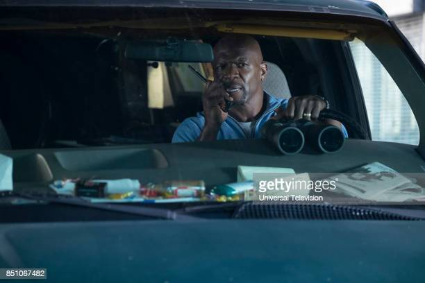 NINE 'The Big House Pt 2' Episode 502 Pictured Terry Crews as Terry Jeffords