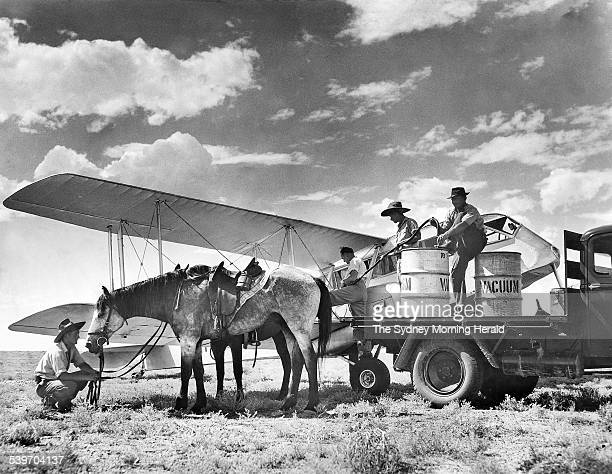 The Big Picture A triumph of vision and technology over distance and adversity the Royal Flying Doctor Service made rural Australia a safer place to...