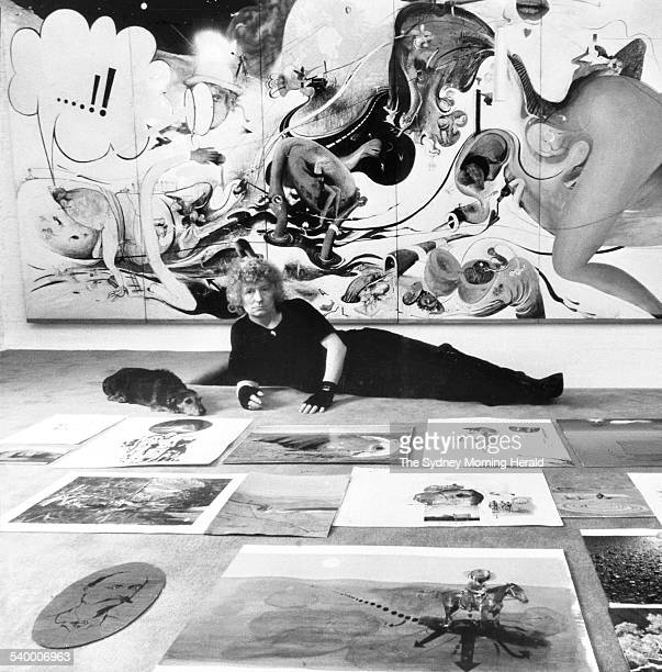 The Big Picture One of the leading lights of the avantgarde artistic movement in Australia artist Brett Whiteley lived loved and painted at the...