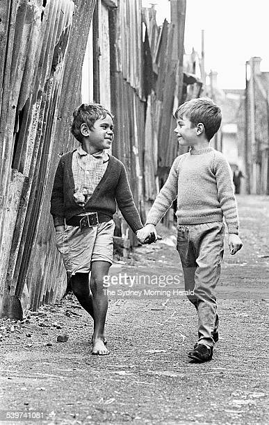 The Big Picture The May 1967 referendum symbolised changing attitudes towards Aborigines as did this frontpage photograph of a young Aboriginal boy...