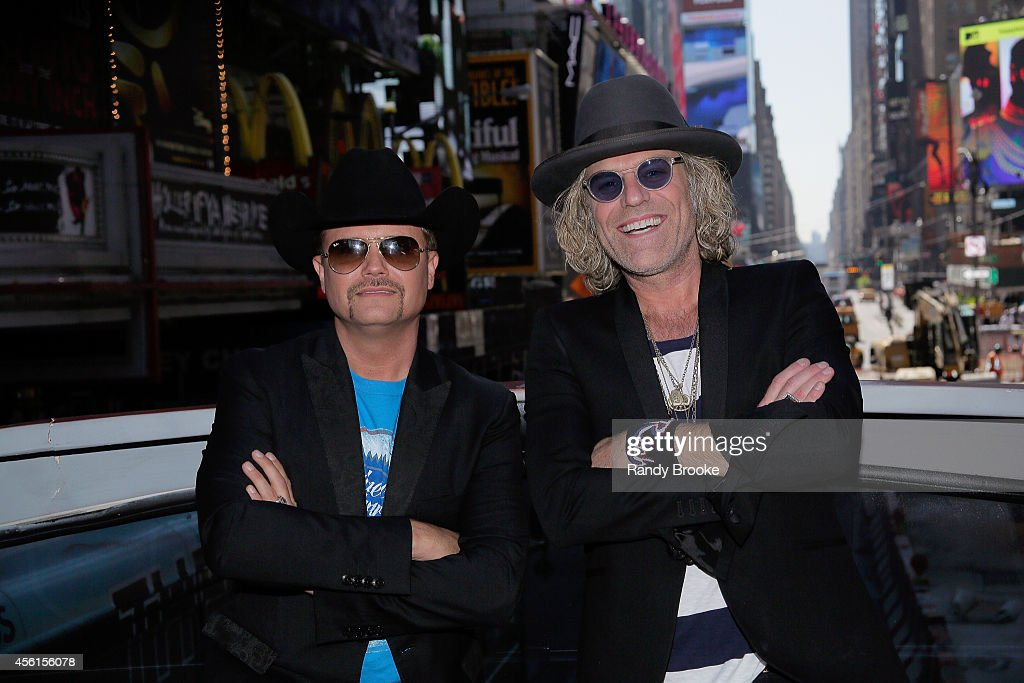 """Big And Rich """"Ride Of Fame"""" Induction Ceremony"""
