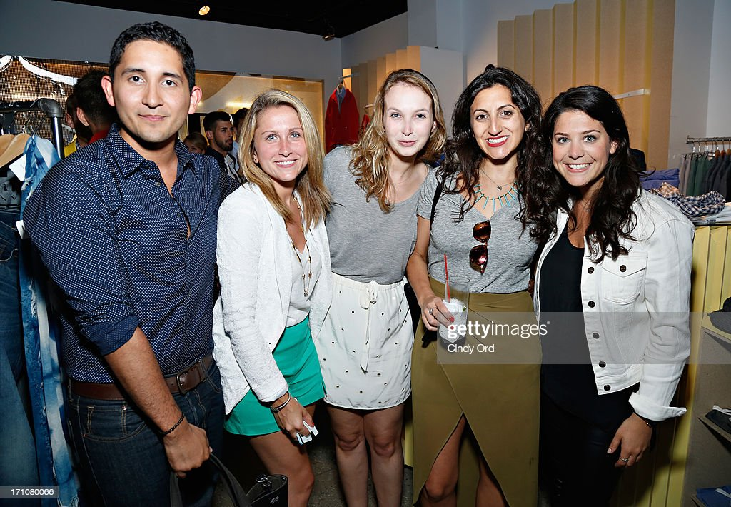 The Birchbox team attends the Birchbox + Details Magazine 'His-Story' event at STORY on June 11, 2013 in New York City.