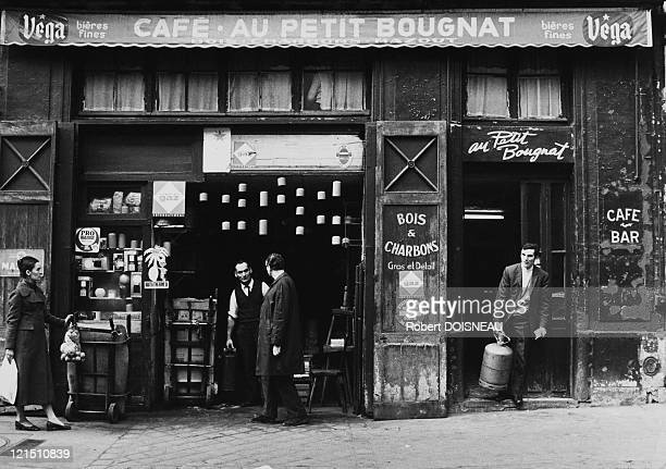 Cafe Le Bougnat Paris