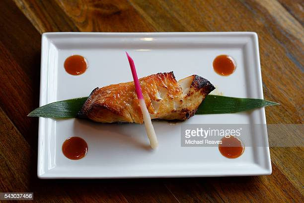 The Black Cod Miso at Matsuhisa a new addition to the dining scene in Cherry Creek on June 24 2016
